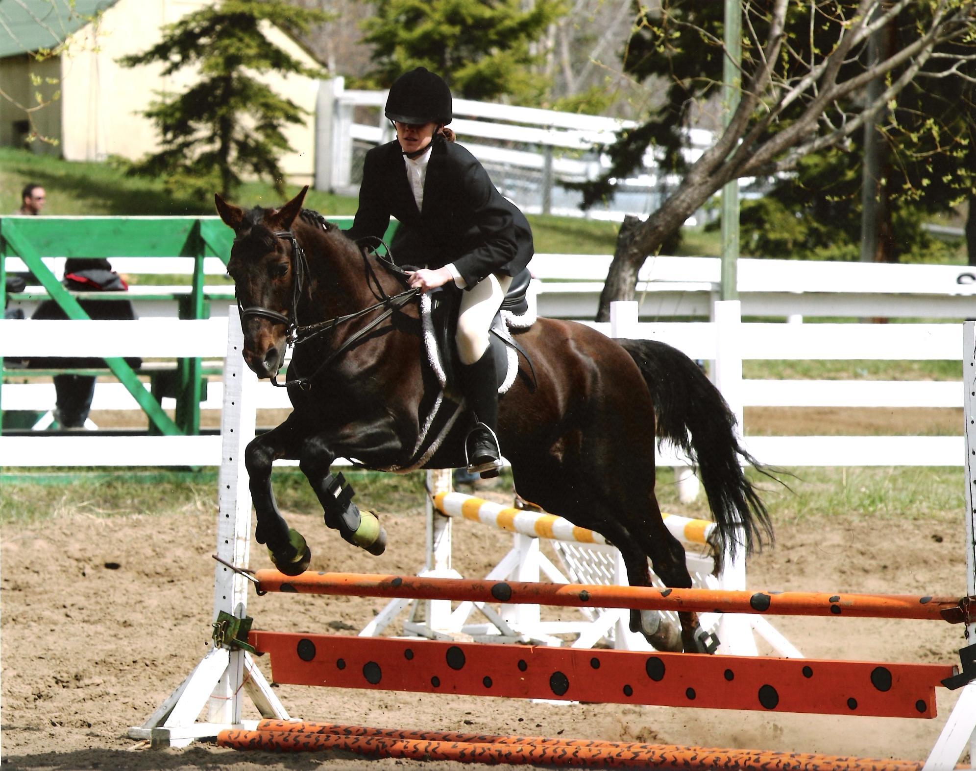 Cheerio and I Killerney 2010